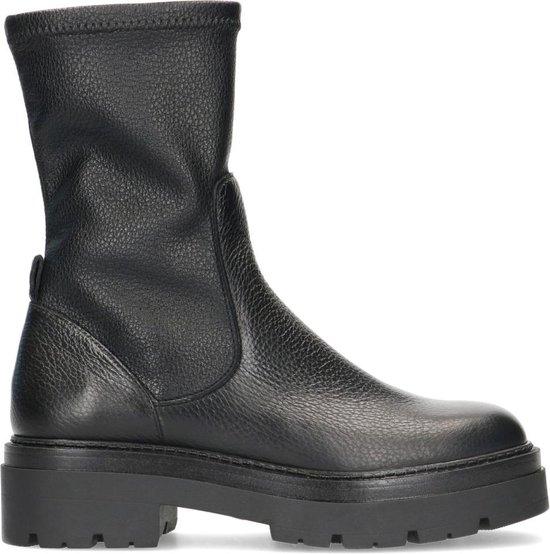 Sacha - Dames - Zwarte chelsea boots - Maat 39