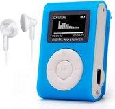 MP3 Speler - MP3 Speler inclusief Oordopjes - 16GB