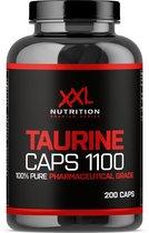 XXL Nutrition Taurine Caps-200 caps