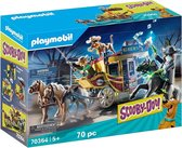PLAYMOBIL Scooby-Doo Western Coach - 70364