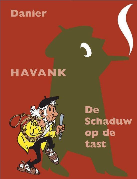 Cover van het boek 'Havank / 2 De schaduw op de tast' van  Danier