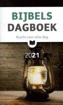 Boek cover Bijbels dagboek 2021 van Diverse auteurs