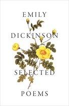 Boek cover Selected Poems van Emily Dickinson