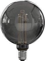 Calex Globe LED Lamp G125 - E27 - 40 Lm - Titanium