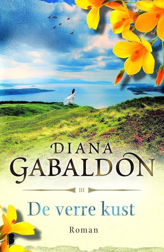 Cover van het boek 'De verre kust'