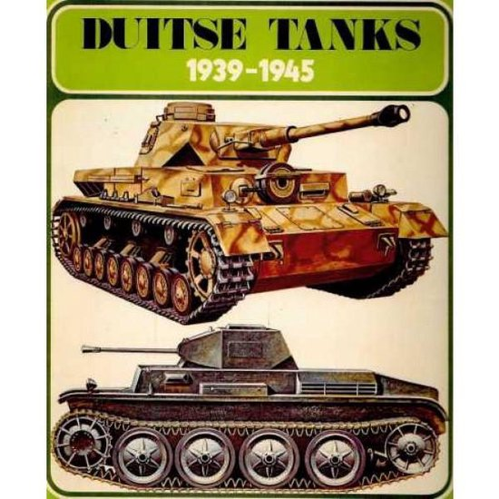 Duitse tanks 1939-1945