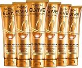 Bol.com-L'Oréal Paris Elvive Extraordinary Oil Haarcrème - 6 x 150 ml - Voordeelverpakking-aanbieding