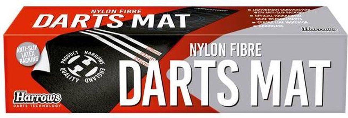 Carpet darts mat