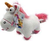 Despicable Me - Fluffy Unicorn (glitters) - Pluche Knuffel - 23 cm