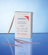 Lactona Intersticks - Tandenstokers - 3 x 100 stuks - Voordeelverpakking