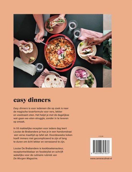 Easy dinners
