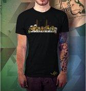 HG CREATION - T-Shirt Last Meal (XXL)