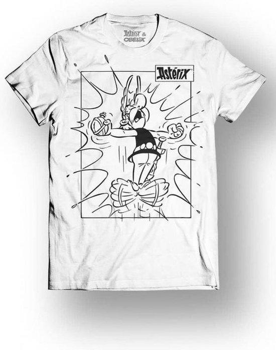 ASTERIX & OBELIX - T-Shirt - Power - White (XL)