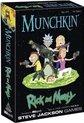 Afbeelding van het spelletje USAopoly Munchkin Rick and Morty