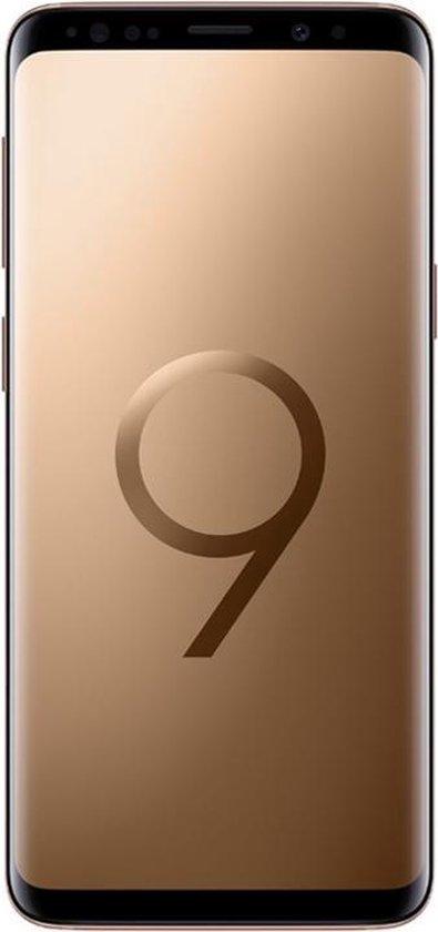 Samsung Galaxy S9+ - 64GB - Goud