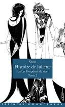 Omslag Histoire de Juliette ou Les Prospérités du vice - tome 2
