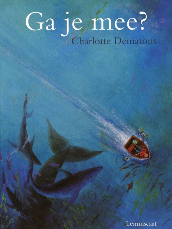 Boek cover Ga je mee? van Charlotte Dematons (Hardcover)