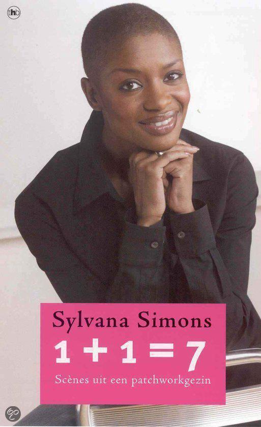 Cover van het boek '1 + 1 = 7' van Sander Simons