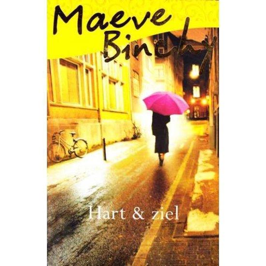 Cover van het boek 'Hart & ziel' van Maeve Binchy