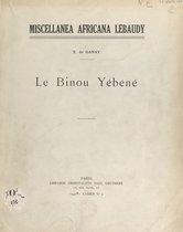 Le Binou Yébéné