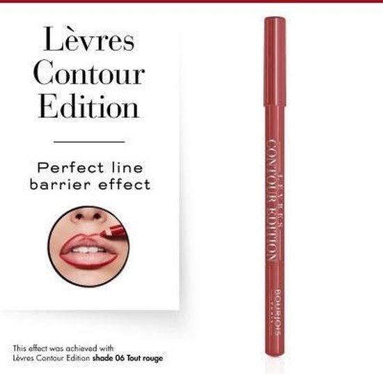 Bourjois LEVRES CONTOUR EDITION NEW - 01 - Beige