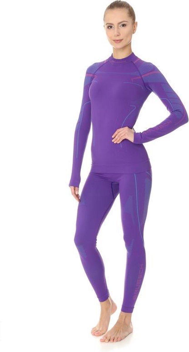 Brubeck Dames Thermokleding - Thermo Set - met Nilit® Innergy - Lavendel - XS