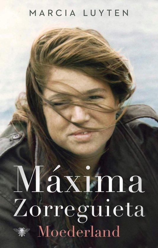 Boek cover Maxima Zorreguieta van Marcia Luyten (Hardcover)