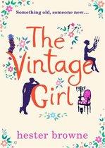 Omslag The Vintage Girl