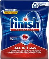 Finish All in 1 Max Regular Vaatwastabletten - 85 Tabs