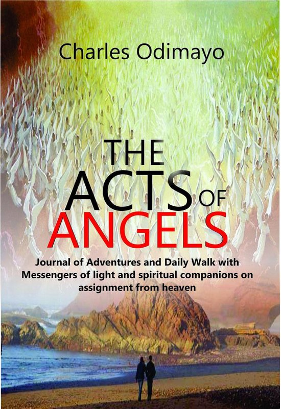 Omslag van The Acts of Angels