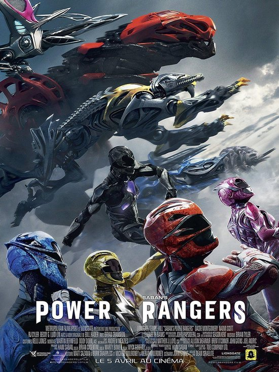Power Rangers - Movie