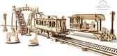 Ugears Houten Modelbouw - Tramlijn