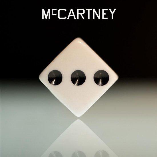 CD cover van III van Paul McCartney
