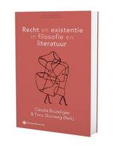 Recht en existentie in filosofie en literatuur