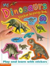 Boek cover My Sticker Activity Books van Pitchall and Gunzi Limited