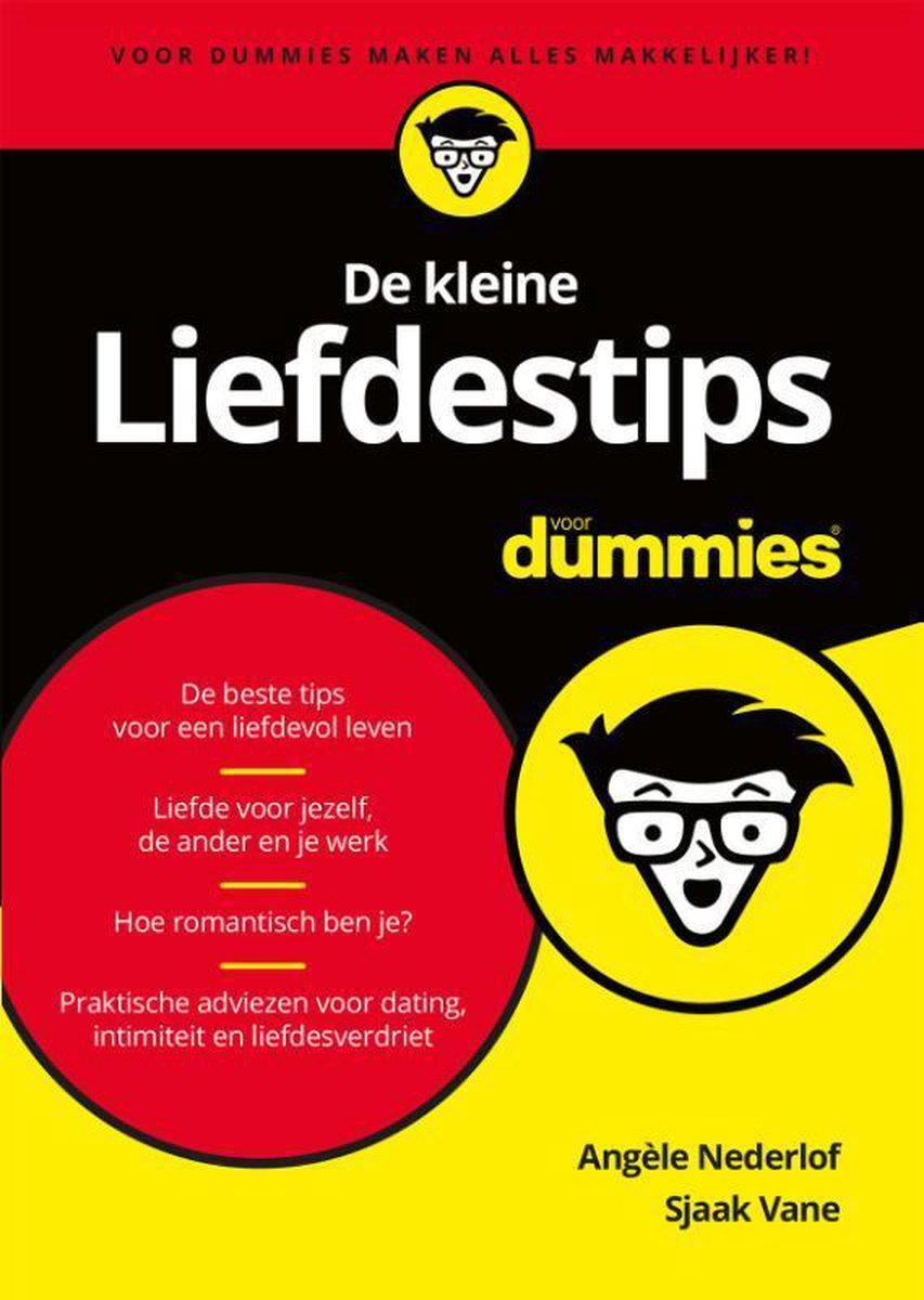 Voor Dummies  -   De kleine liefdestips voor Dummies - Sjaak Vane
