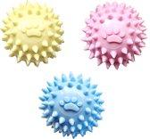 Doxie® Rubber Hondenspeelgoed Ballen – Kauwballen – Speelgoed Hond –...