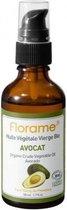 Florame - Avocado olie - 50 ml  - Biologisch - Aftersun - Haar