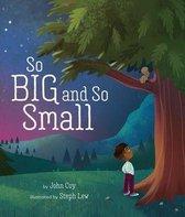Boek cover So Big and So Small van John Coy