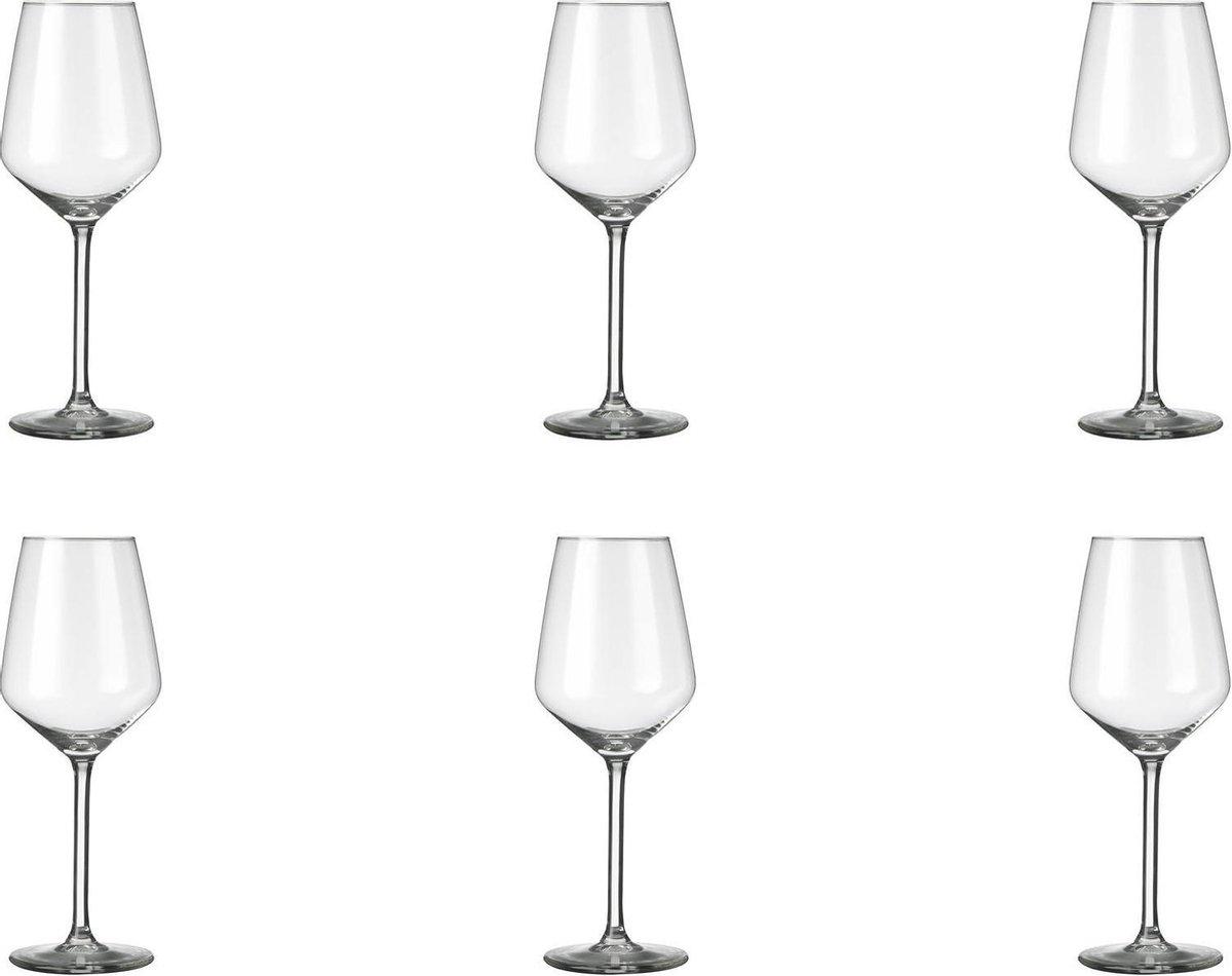 Royal Leerdam Carr  Wijnglazen - 380 ml - 6 stuks