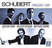 Quatuor ã‰b?ne - Schubert: Quintet And Lieder