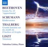 Piano Recital - Beethoven/Schumann/Thalberg/Liszt