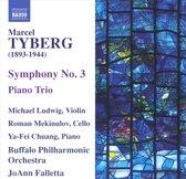 Ludwig/Mekinulov/Faletta/Buffa - Tyberg: Symphony No. 3