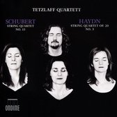 Schubert/Haydn - String Quartet No.15 & Op