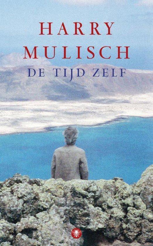 Boek cover De tijd zelf van Harry Mulisch (Paperback)