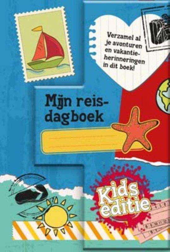 Afbeelding van Mijn reisdagboek kids editie