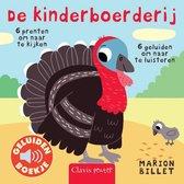 Boek cover De kinderboerderij van Marion Billet