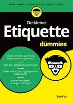 Voor Dummies  -   De kleine etiquette voor dummies