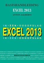 Basishandleiding Excel 2013
