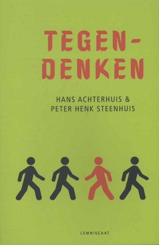 Boek cover Tegendenken van Hans Achterhuis (Paperback)